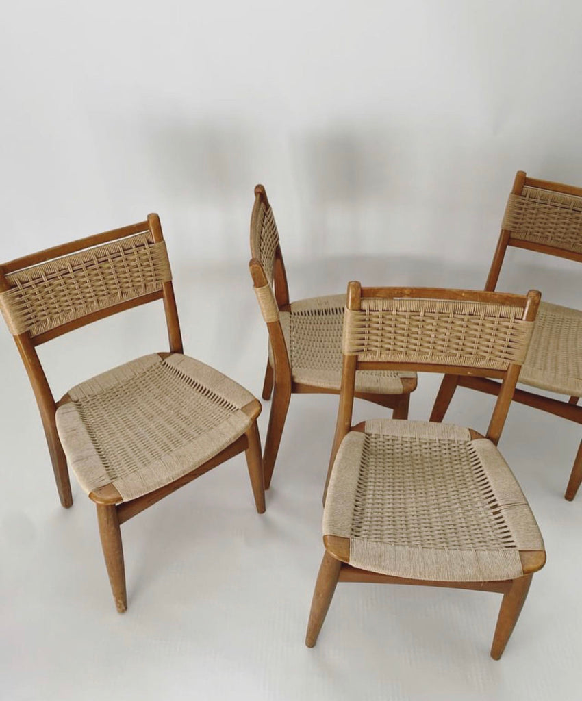 Japanese Mid Century Chairs