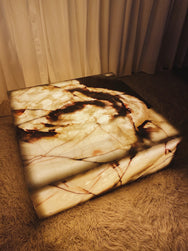 Onyx Cube Coffee Table