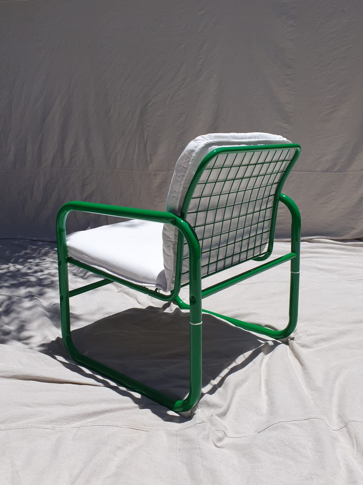 80s Ikea Mölle Chair by Knut and Marianne Hagberg