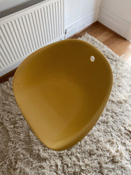 'Gliss' Chair by Pedrali, 1980s