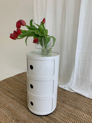 Authentic Kartell Componobili Storage Unit