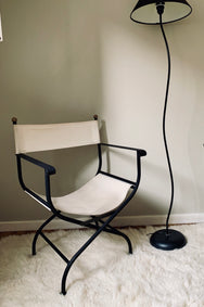 Curvy Director's Chair — Three Available