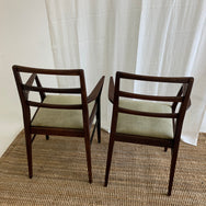 Beautiful Danish Teak Dining Chairs