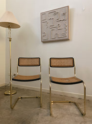 Made in Italy Marcel Breuer Cesca Chairs