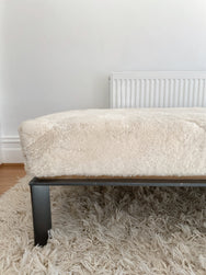 Sherpa Day Bed with Steel Base