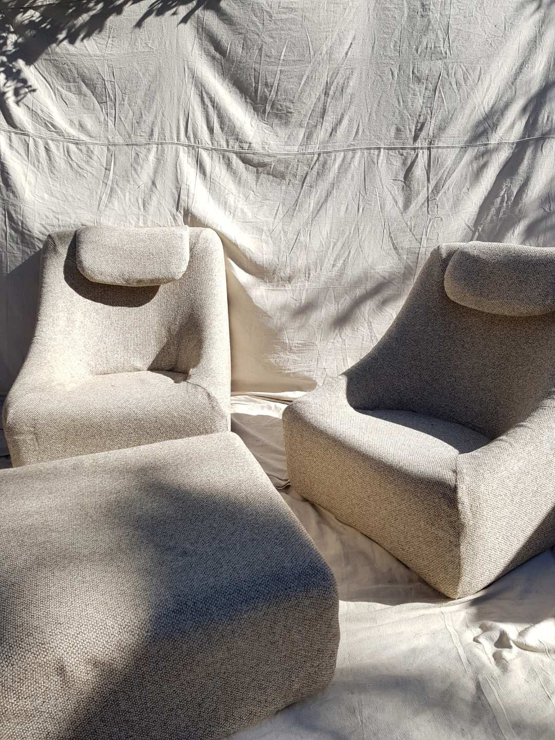 Featherston Lounge Chairs