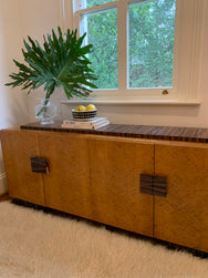 Stunning Art Deco Buffet