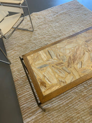 Vintage Framac Marble Coffee Table