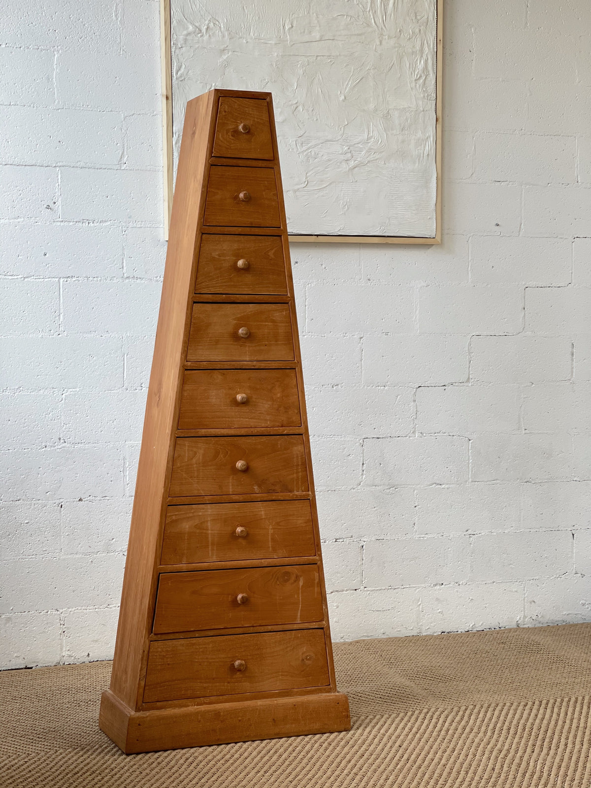 Tall Mid Century Drawers