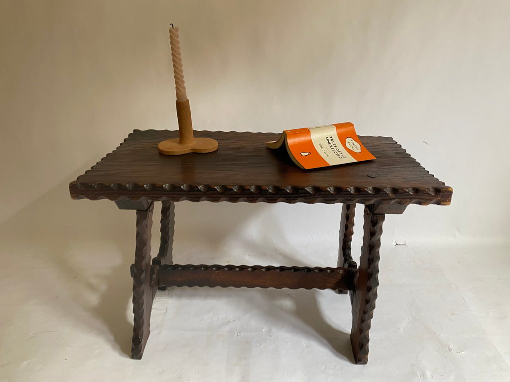 Foldable Antique Table
