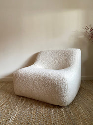 Featherston Numero Shearling Chair - Preorder