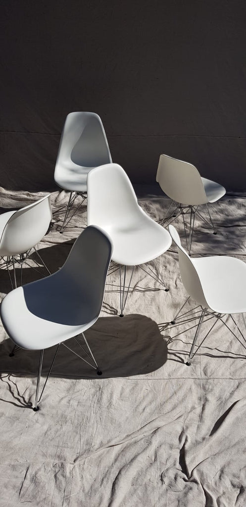 Original Eames 'Eiffel' Chairs