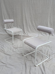 80s Aero Dining Chairs