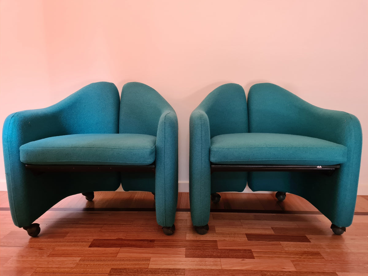 Eugenio Girli PS 142 Chairs