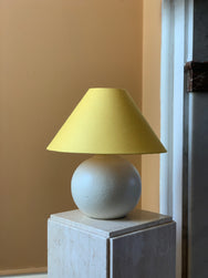 Textured ball lamps with sunshine shades