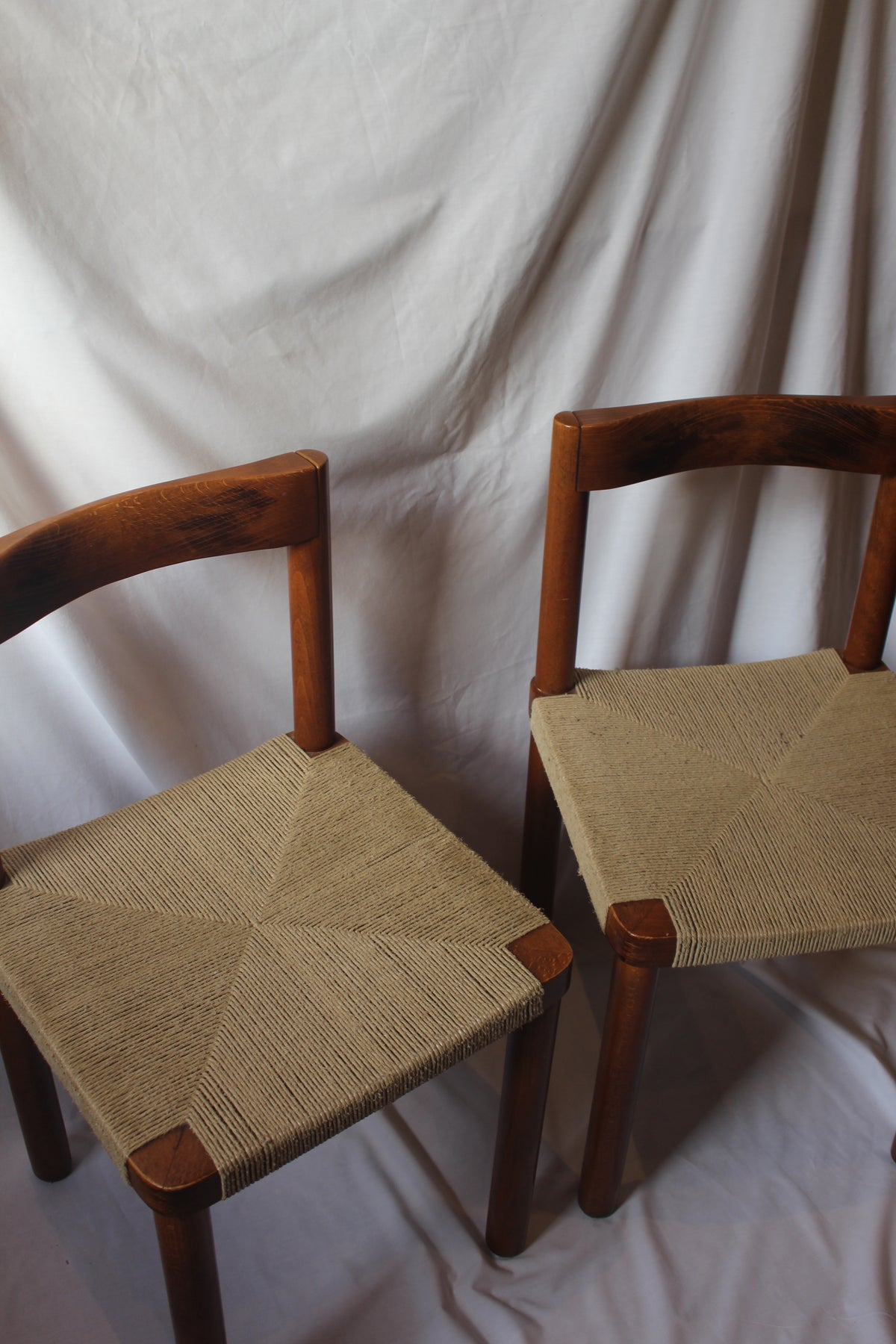 Mid Century Danish Chairs