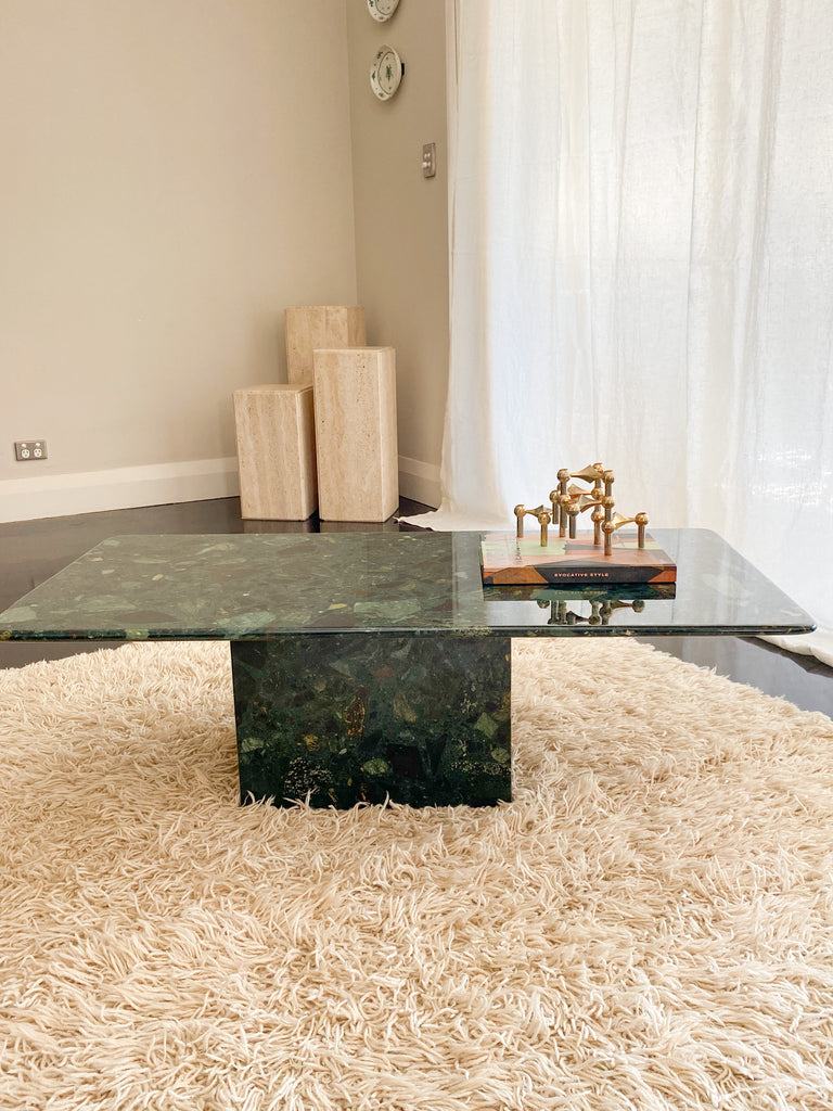 Terrazzo Marble Coffee table