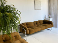 Bauhaus Three Seater Sofa