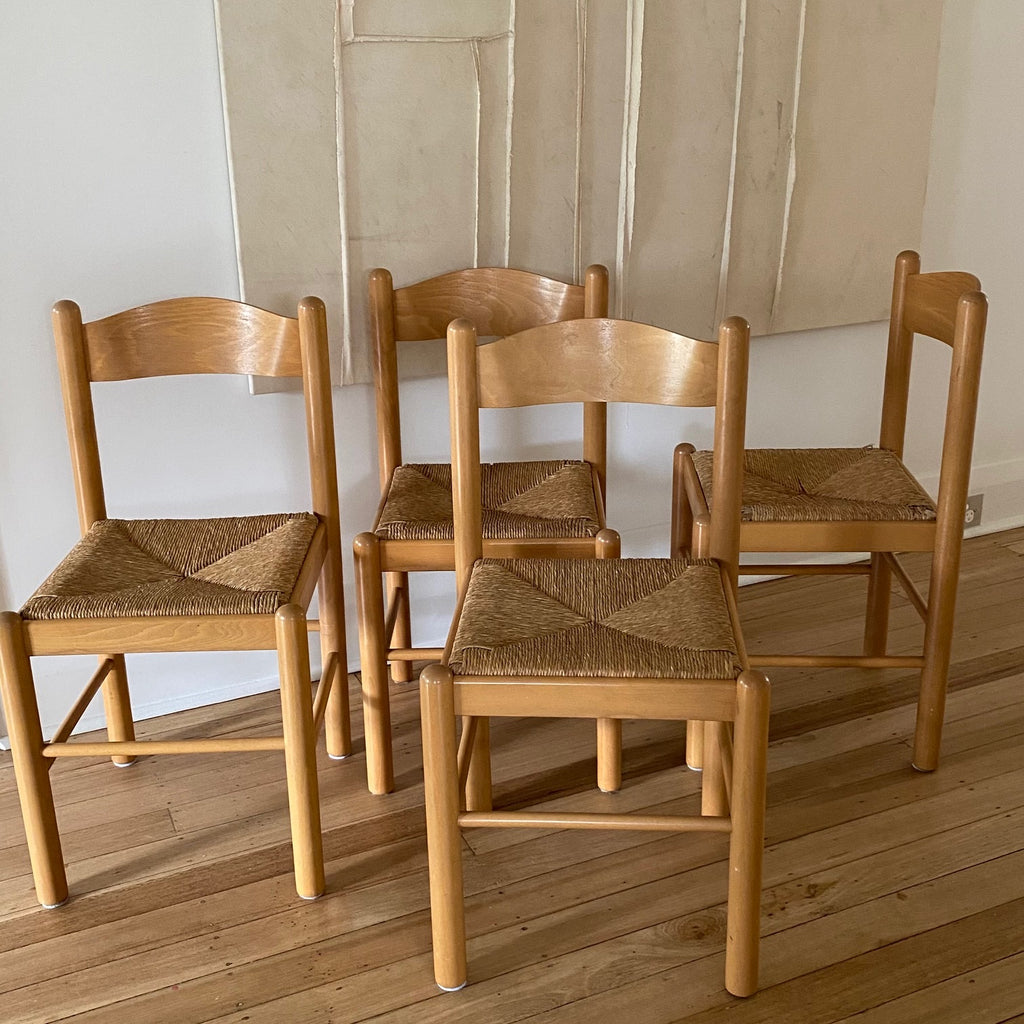 Timber Rush Dining Chairs