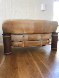 Vintage Two Seater Sofa