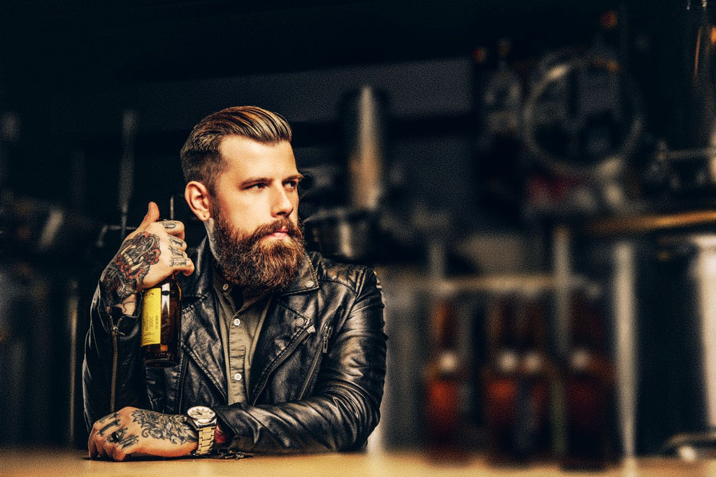 The Best Types of Beards for Tattooed Men