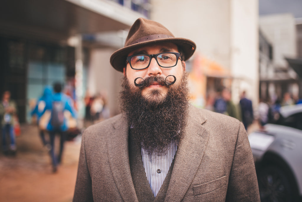The Beards of SXSW 2016: Part I