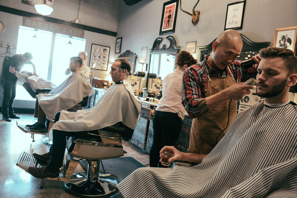 Retailer Spotlight: The Standard Barbershop