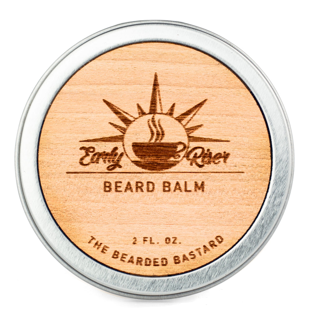 Early Riser Beard Balm Is coming MARCH 1ST!