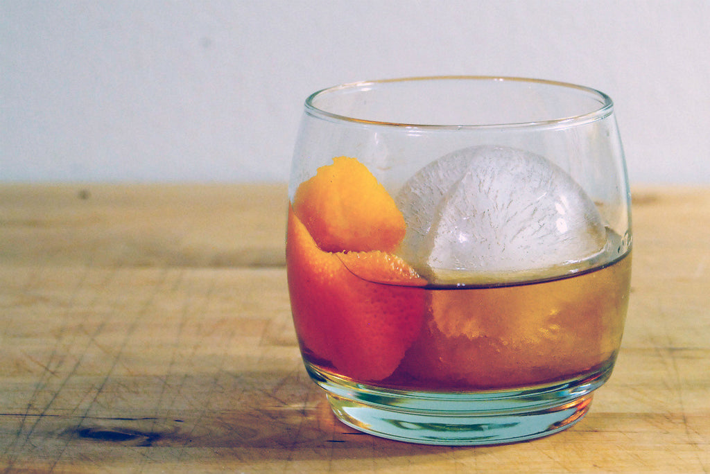 Perfect old fashioned cocktail 21