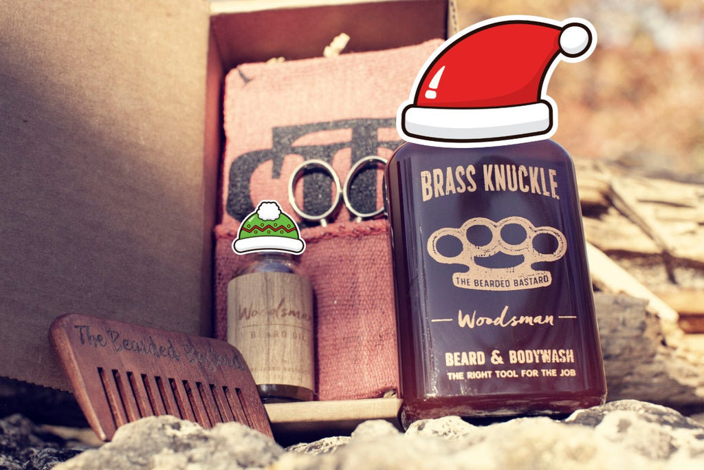 5 Awesome Holiday Season Bearded Gifts That Every Man Should Have