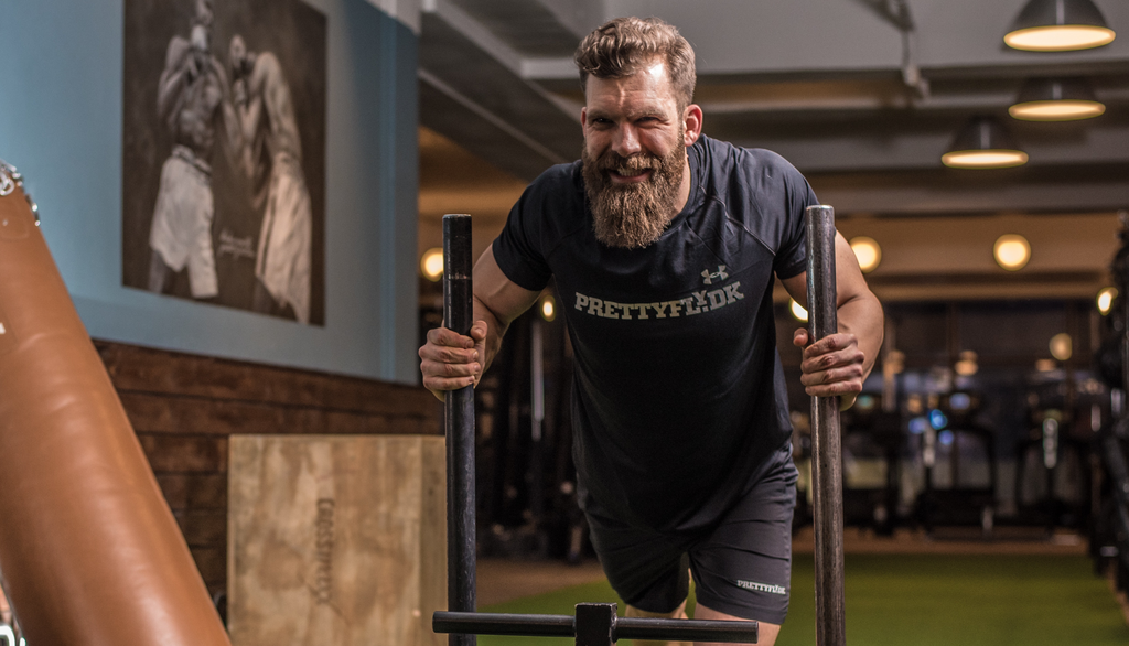 Why Exercise is Good For Your Beard