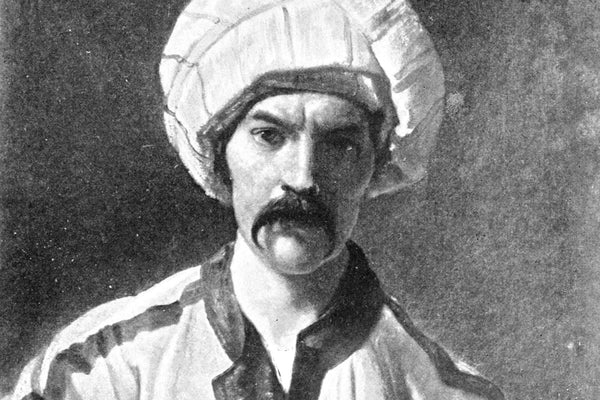 Sir Richard Francis Burton in Persian Disguise