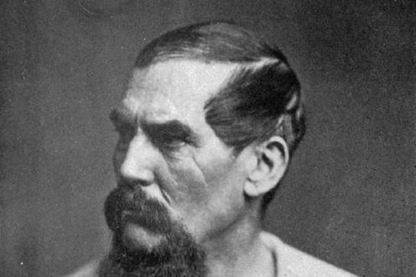 Sir Richard Francis Burton In Later Years