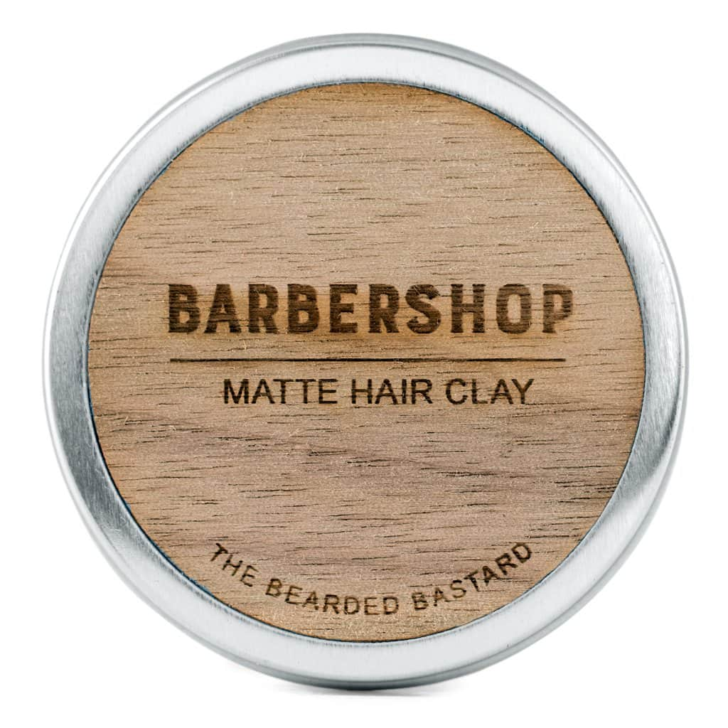 Barbershop Matte Hair Clay