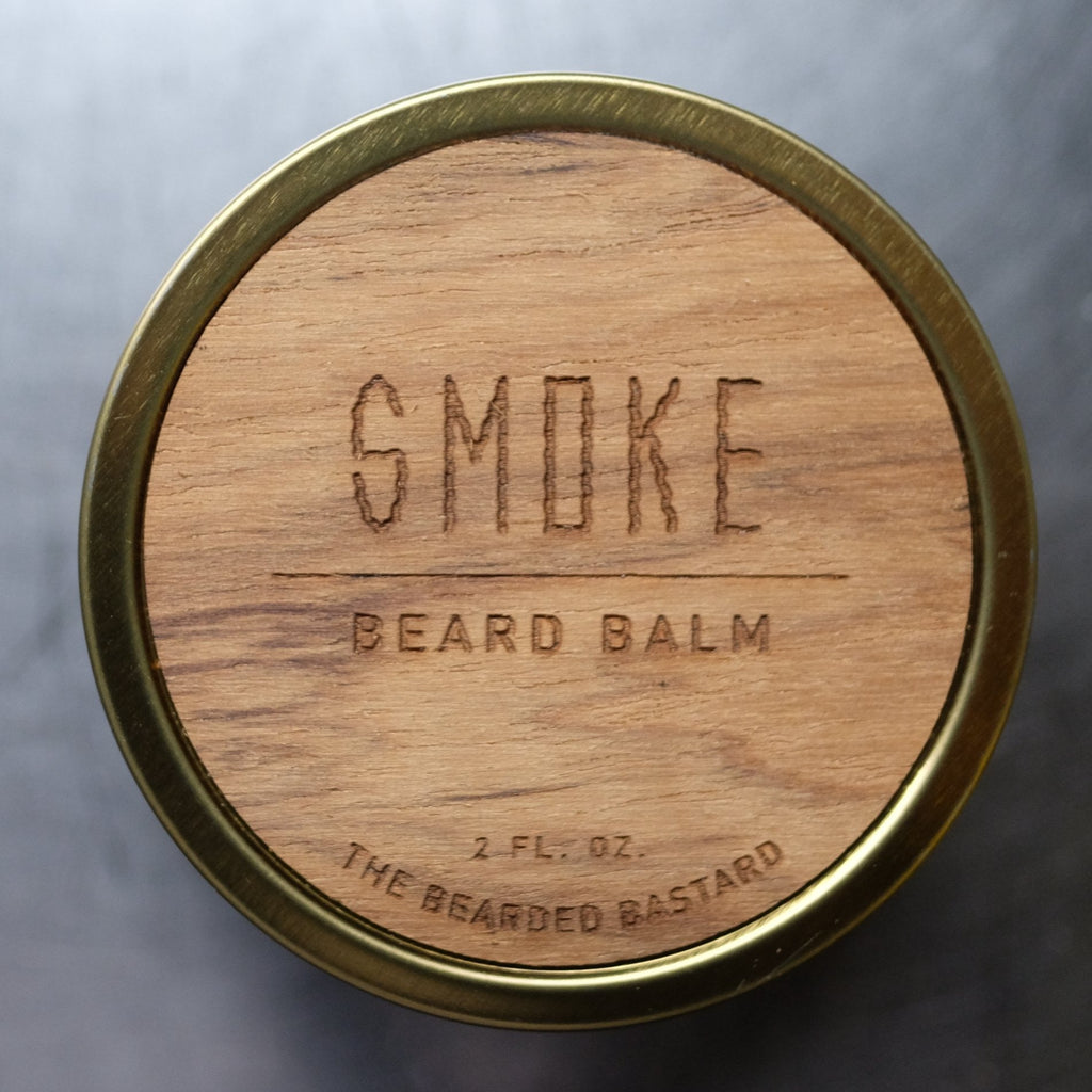 Smoke Limited Beard Balm