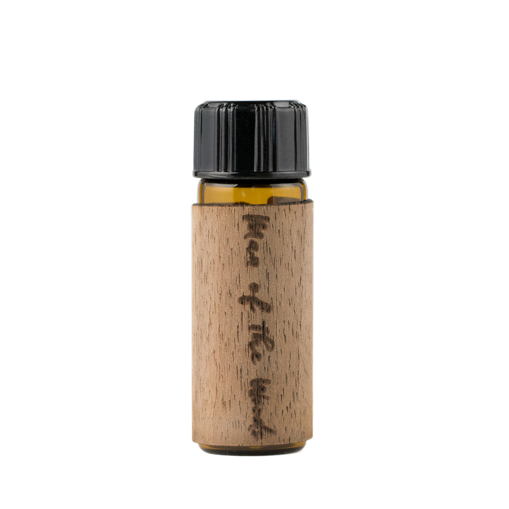 Sample of Man of the Woods Beard Oil