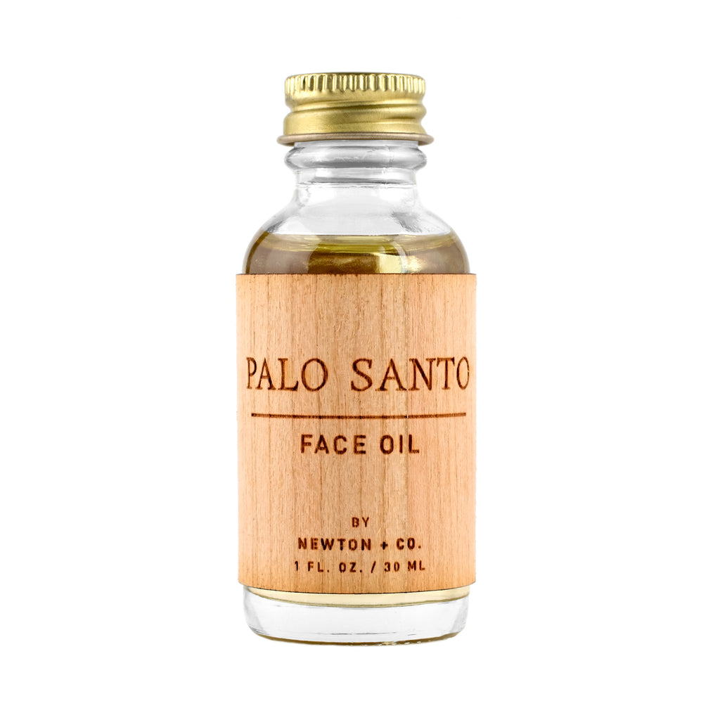 Palo Santo Face Oil — Newton + Co