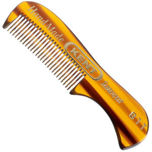 The Kent 81t Mustache Comb: to keep that stache ridable
