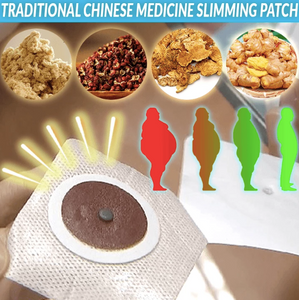 Traditional Chinese Medicine Slimming Patch