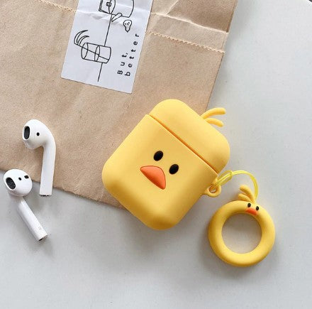 Cute Cartoon Silicone Case Cover for Airpods