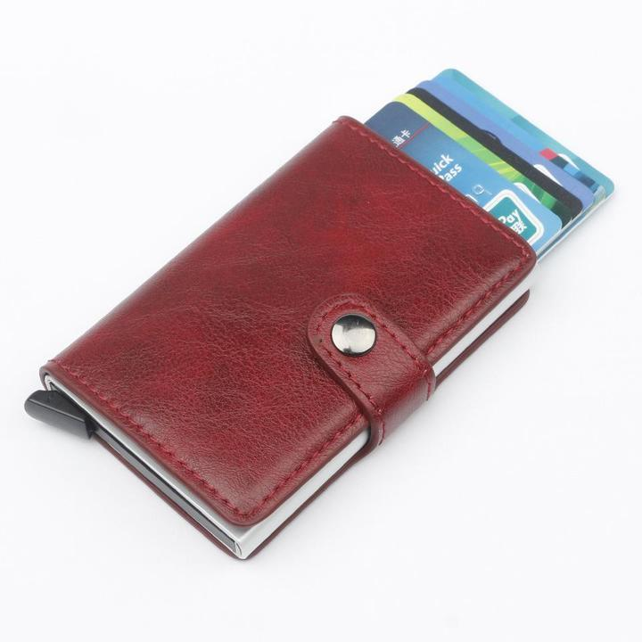 RFID Anti-Magnetic Card Holder