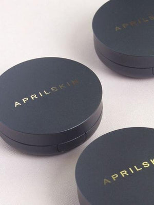 Authentic April Skin Black Cushion 2.0 (Buy 1 Get 1 with FREE PERFUME!)