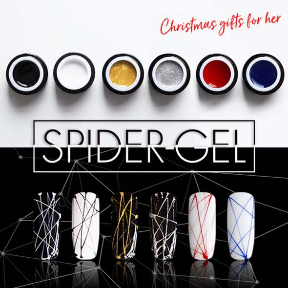 Spider Nail Art Gel