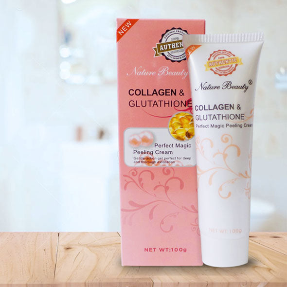 Collagen and Glutathione Perfect Magic Peeling Cream