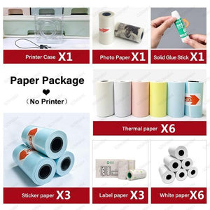 Thermal Bluetooth Mini Printer