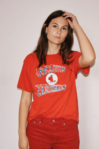 St Louis Cardinals Red Tee