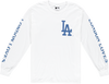 LIMITED EDITION: LOLA X DODGERS LONG SLEEVED TEE