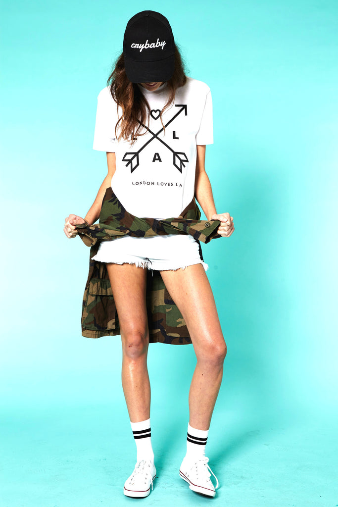 L♥LA Arrows Of Love tee