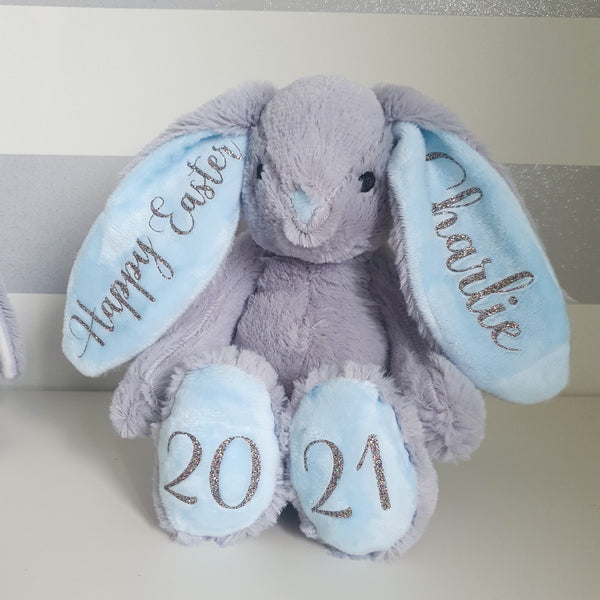 Personalised Easter Bunny Teddy