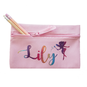 Personalised Fairy Pencil Case